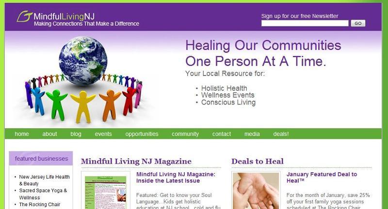 MindfulLivingNJ.com