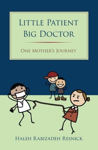 Little Patient Big Doctor Book
