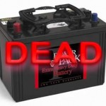 Car battery dead in cold