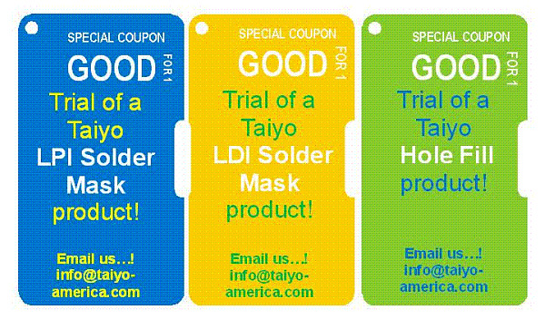 News from taiyo america for America s best contacts coupons