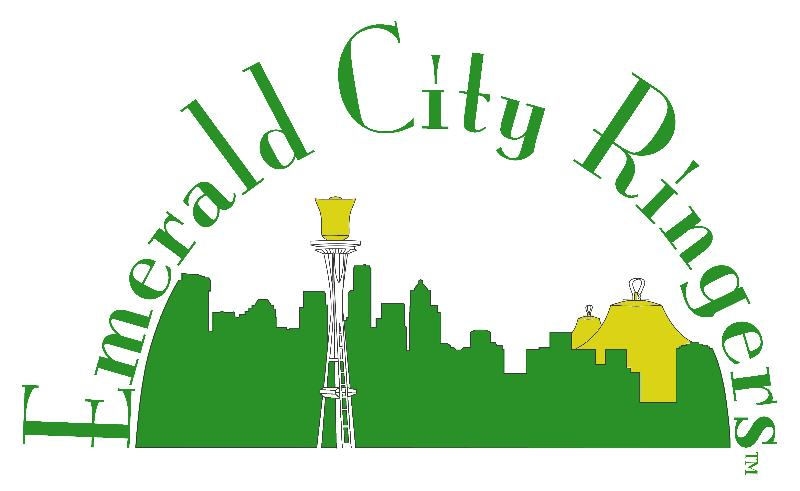Emerald City Ringers Logo