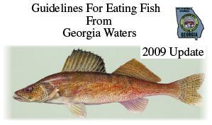 2009 Fish Consumption Guidelines - Georgia
