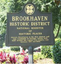 Capital City, Brookhaven Golf-US EPA CWA Violation