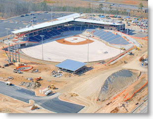 Gwinnett County Braves Stadium