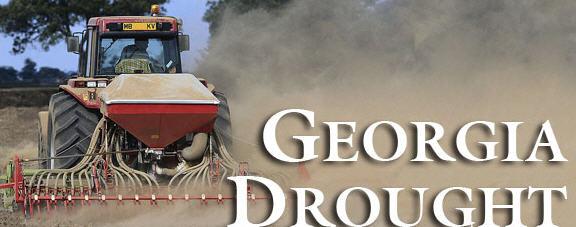 UGA Drought Information