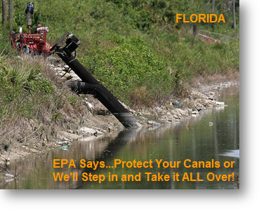 Florida & EPA - Canal Water Quality