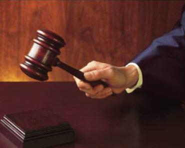 Land Disturbance Judgement