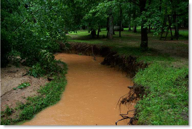 Muddy Creek - No NPDES Inspection Records