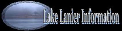 Lake Lanier Information