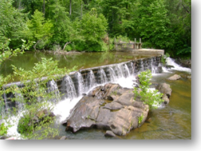 Nora Mills Dam 2012