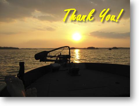 Lake Lanier - Thank You!