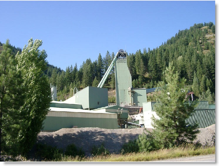 Hecla Mine