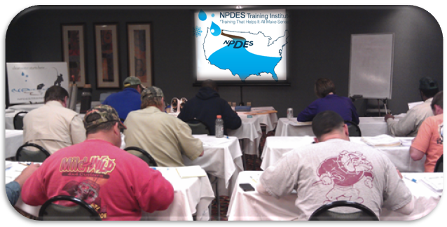 Classroom NPDES Training