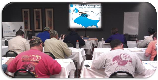 Classroom NPDES Training
