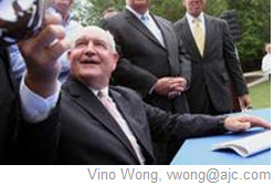 Sonny Perdue - Water Stewardship Act