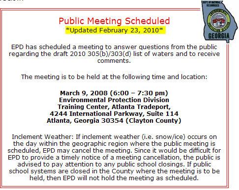303d List Public Meeting 3-19-10