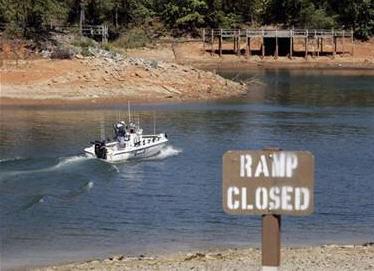 Lake Lanier Ramp Closed