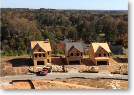 Tertiary Homes in Forsyth County