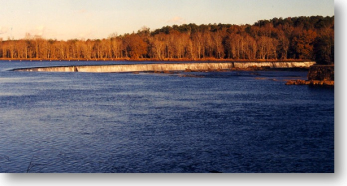Langdale Mill Dam
