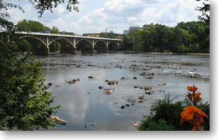 Congaree River, Columbia, SC