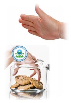 Slapping Hand in Cookie Jar