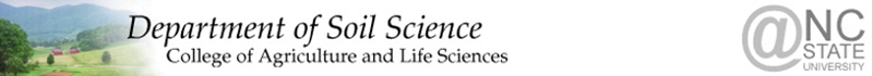 NC State University Soil Science LOGO