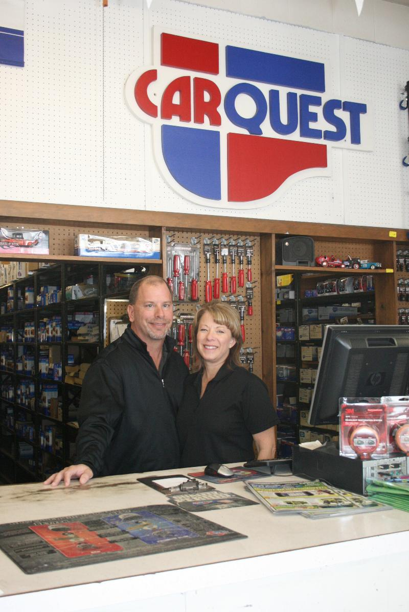 This Week Car Quest Serves Customers With Years Of Service