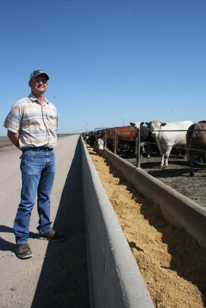 Feed Yard Foodie: Local Feed Yard Ready For Busy Harvest Season