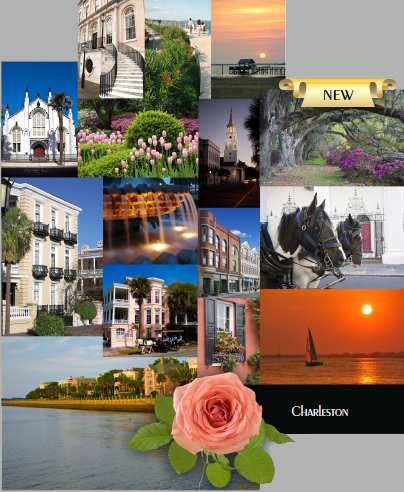 Charleston Collage