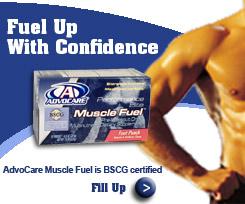 AdvoCare Muscle Gain