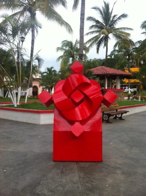 Plaza Object