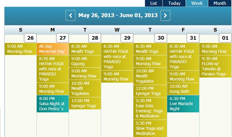 May 26 - June 1