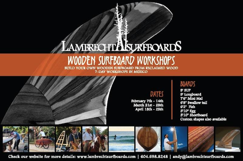 Lambrecht Surfboards