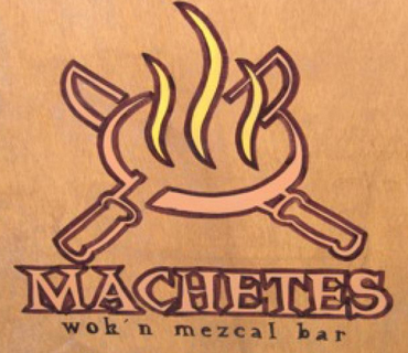 Machete Wok
