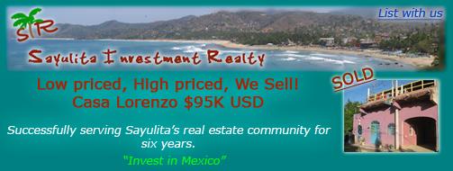 Sayulita Investment Realty