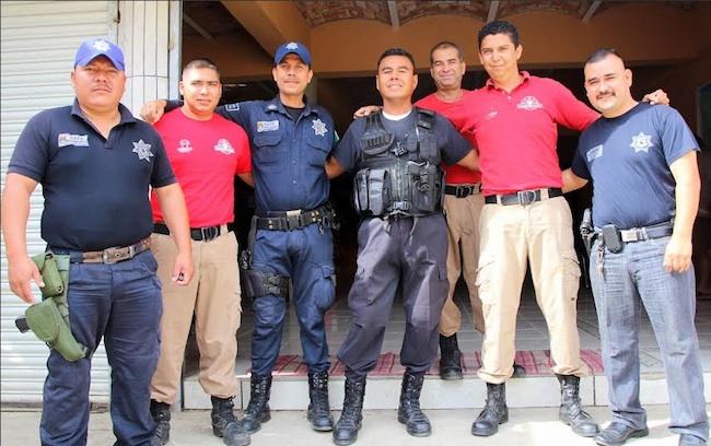 Sayulita police