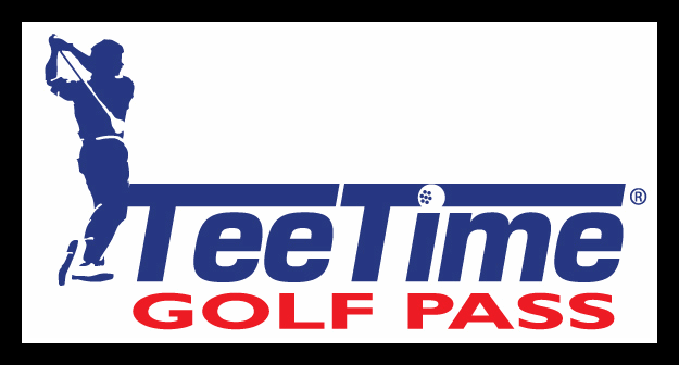 TEE TIME GOLF PASS LOGO