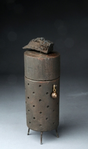 Urn of Cast Concrete-Malone
