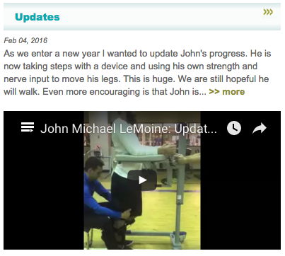 Video Update_ John Michael LeMoine