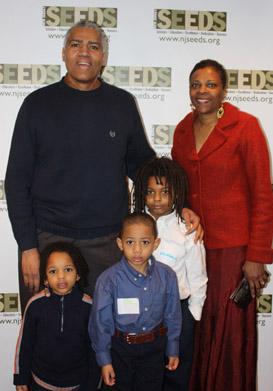 hall family photo