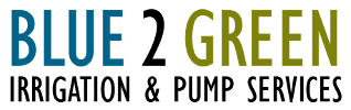 Blue 2 Green Logo