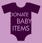 Donate Baby Items