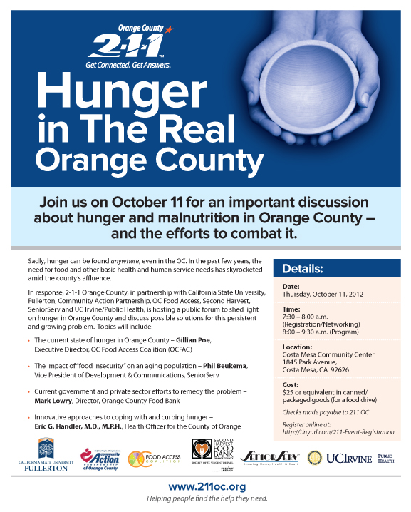 state of hunger invitation