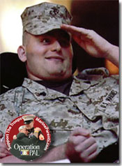 Gratitude from a Wounded Marine