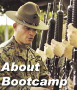 Marine Corps Bootcamp Drill Instructor