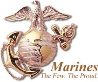 Marines The Few. The Proud.