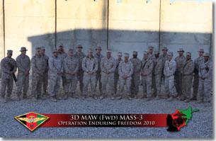 Mass-3 Marines