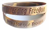 Support Our Troops Wristband