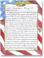Letters to Support Our Troops Marine Letter