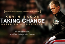 Must-see Movie Taking Chance